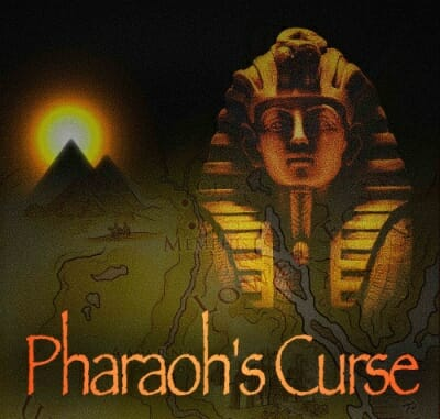 Children's Mystery Game Pharaoh's Curse